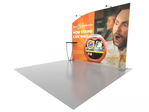 SYK-1031 Symphony Portable Displays -- SEG Press Fit Fabric Graphics