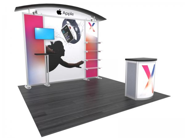 VK-1315 Trade Show Exhibit -- Image 1